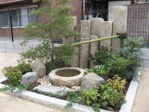 E様邸 | 「らぼっと・わーくす」は京都,滋賀,大阪のエクステリア、ガーデニングを中心に外構・お庭工事のデザイン、設計、施工管理を一貫して行うエクステリア専門店です。