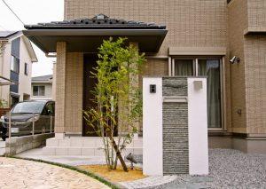 M様邸 | 「らぼっと・わーくす」は京都,滋賀,大阪のエクステリア、ガーデニングを中心に外構・お庭工事のデザイン、設計、施工管理を一貫して行うエクステリア専門店です。