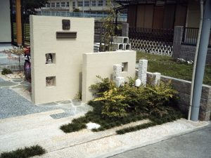 N様邸   「らぼっと・わーくす」は京都,滋賀,大阪のエクステリア、ガーデニングを中心に外構・お庭工事のデザイン、設計、施工管理を一貫して行うエクステリア専門店です。