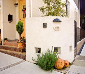O様邸   「らぼっと・わーくす」は京都,滋賀,大阪のエクステリア、ガーデニングを中心に外構・お庭工事のデザイン、設計、施工管理を一貫して行うエクステリア専門店です。