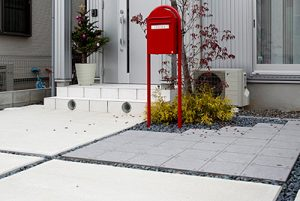 I様邸   「らぼっと・わーくす」は京都,滋賀,大阪のエクステリア、ガーデニングを中心に外構・お庭工事のデザイン、設計、施工管理を一貫して行うエクステリア専門店です。