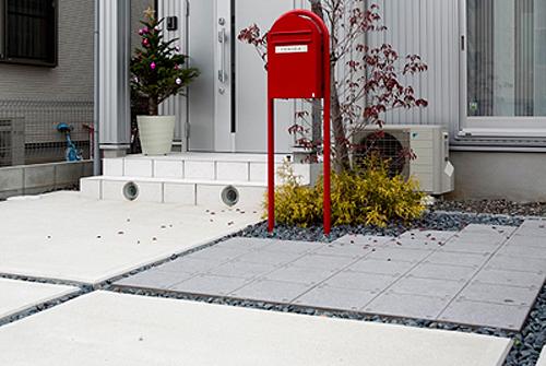 I様邸 | 「らぼっと・わーくす」は京都,滋賀,大阪のエクステリア、ガーデニングを中心に外構・お庭工事のデザイン、設計、施工管理を一貫して行うエクステリア専門店です。