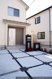 D様邸   「らぼっと・わーくす」は京都,滋賀,大阪のエクステリア、ガーデニングを中心に外構・お庭工事のデザイン、設計、施工管理を一貫して行うエクステリア専門店です。