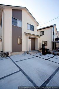 D様邸 | 「らぼっと・わーくす」は京都,滋賀,大阪のエクステリア、ガーデニングを中心に外構・お庭工事のデザイン、設計、施工管理を一貫して行うエクステリア専門店です。