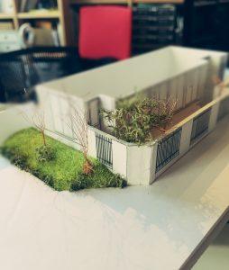 京都 LABOT - lab-t.com - 模型での提案と昨日のこと -