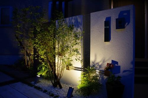 LABOT::大津市:素敵なライトアップ施工例!