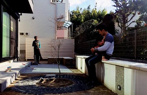 京都 LABOT - lab-t.com - 伏見区Y様邸のお庭撮影 -
