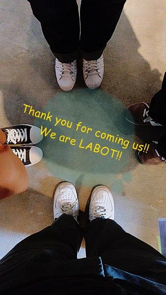 京都 LABOT - lab-t.com - 愛知県からのご来店有難うございます!!! -