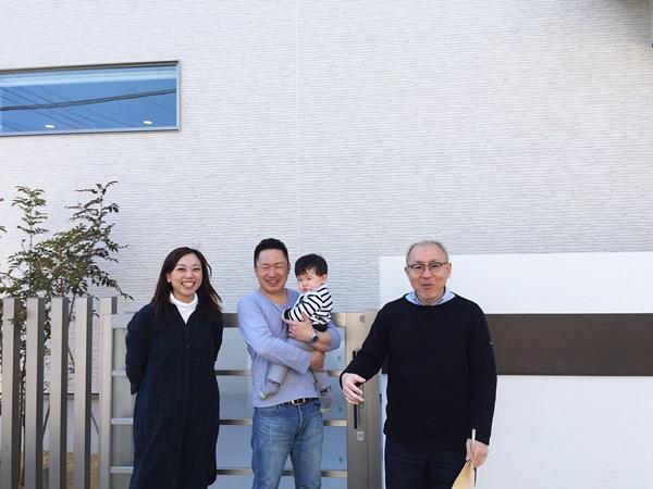 京都 LABOT - lab-t.com - お客様のとびきりの笑顔に四方も嬉しさを隠しきれません! -