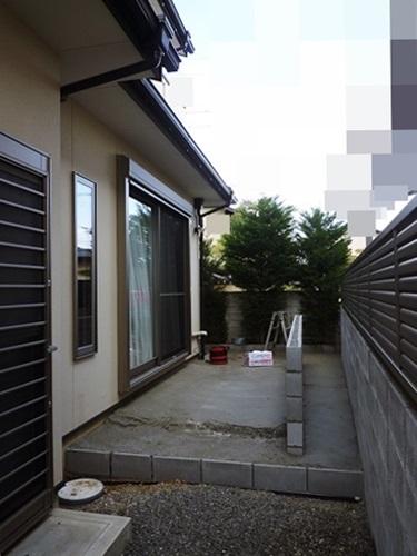 京都 LABOT - lab-t.com - 右京区:ココマガーデンルームを施工しました -