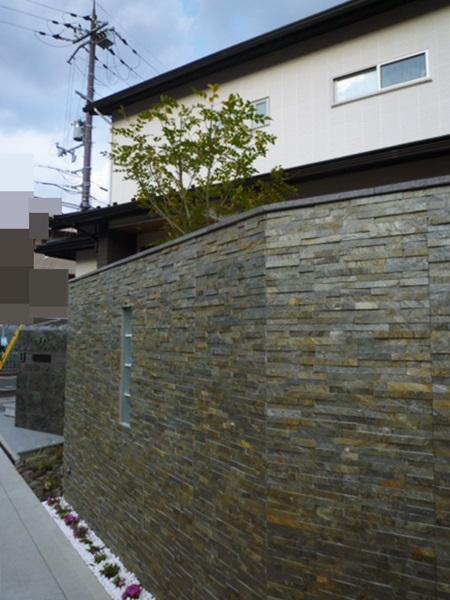 京都 LABOT - lab-t.com - 左京区:新築外構ライトアアップ写真 -