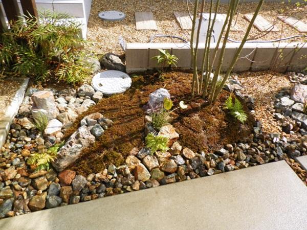 京都 LABOT - lab-t.com - OBのお客様からのご紹介で植栽工事をさせていただきました -