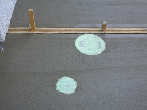 京都 LABOT - lab-t.com - 亀岡市の新築外構工事〜ガレージの土間打ち〜 -