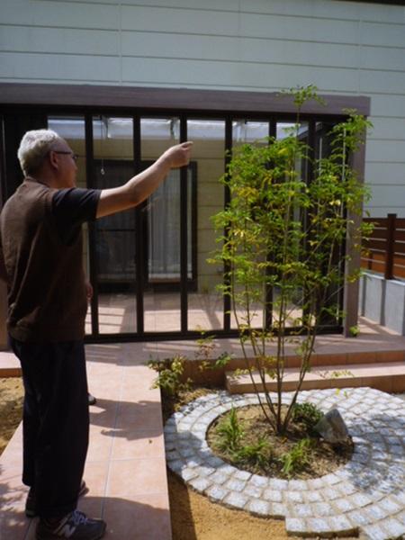 京都 LABOT - lab-t.com - 植栽工事が始まった伏見区の現場へ -