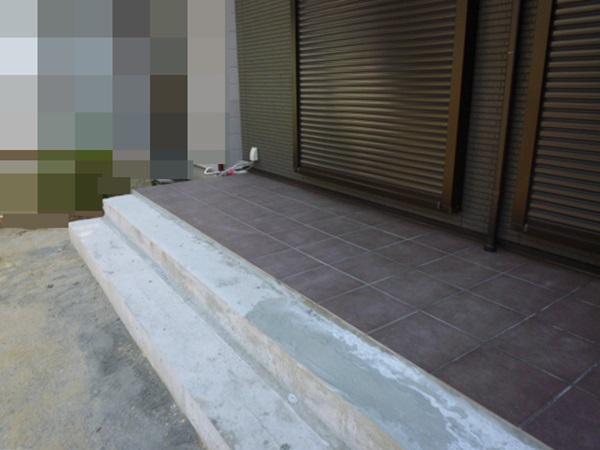 京都 LABOT - lab-t.com - 亀岡市の新築外構工事、まずはお庭から -