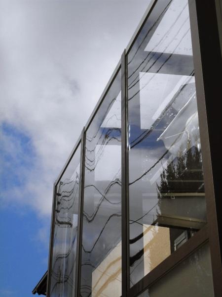 京都 LABOT - lab-t.com - 西京区のココマガーデンルーム完成写真です -