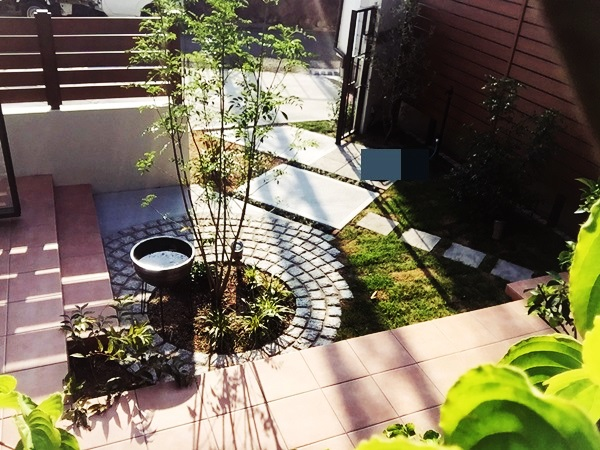 京都 LABOT - lab-t.com - ガーデンルームとお庭と・・・ -