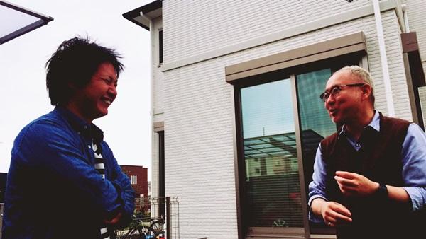 京都 LABOT - lab-t.com - 木津川市のお引渡し・・・素敵な笑顔付きオープン外構 -