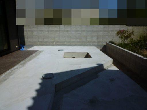 LABOT::亀岡市のお庭工事、途中経過