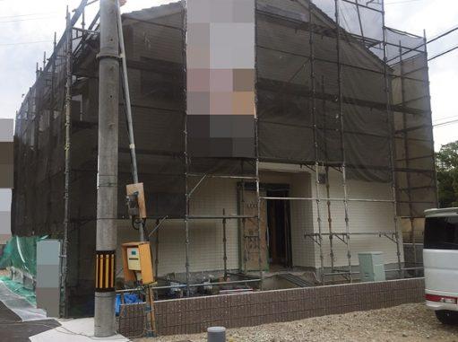 LABOT::来月の新築外構工事の着工準備をしています