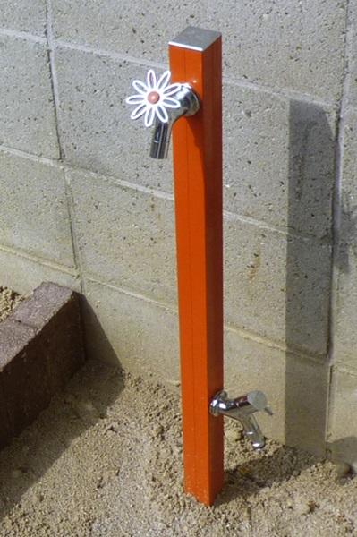 京都 LABOT - lab-t.com - 立水栓を可愛くオーダーされるお客様、増えてます! -