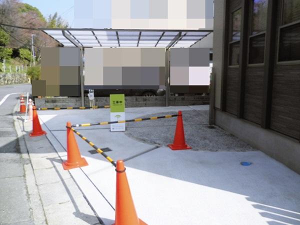 京都 LABOT - lab-t.com - 北区の新築外構工事~費用を抑えた計画~ -