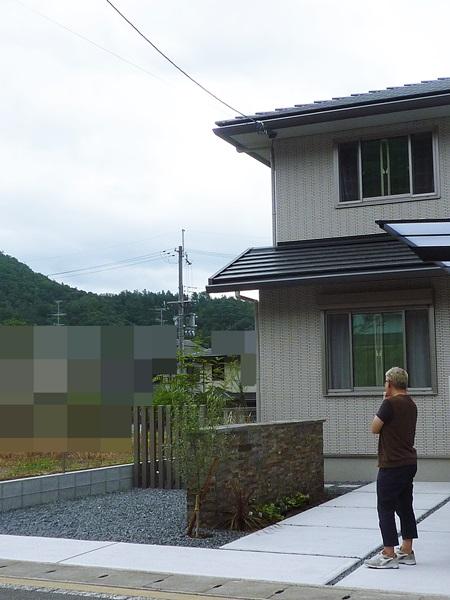 京都 LABOT - lab-t.com - 北区のオープン外構完成しました! -