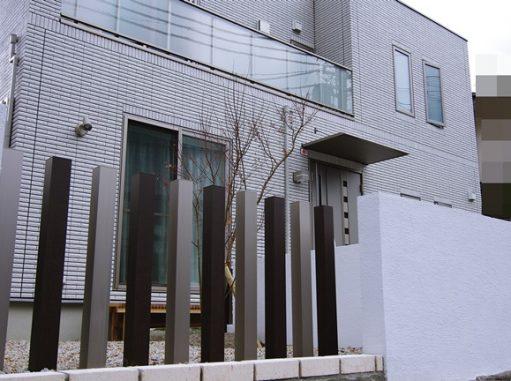 LABOT::高槻市のオープン外構施工例写真