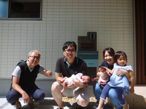 京都 LABOT - lab-t.com - 右京区のお引渡しに行ってきました -
