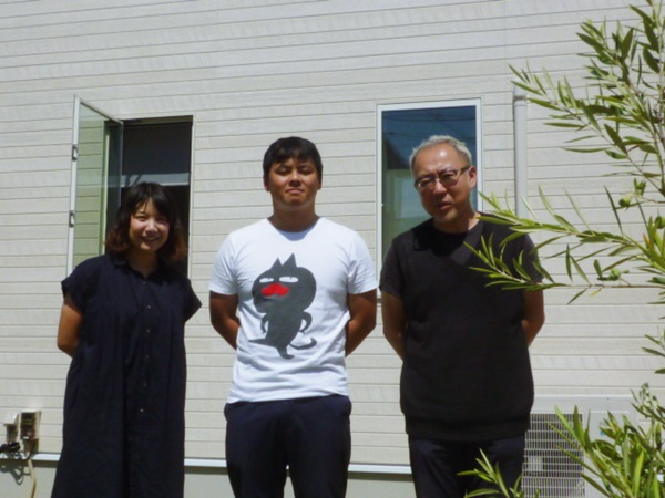 京都 LABOT - lab-t.com - 精華町のお引渡しが終わりました -