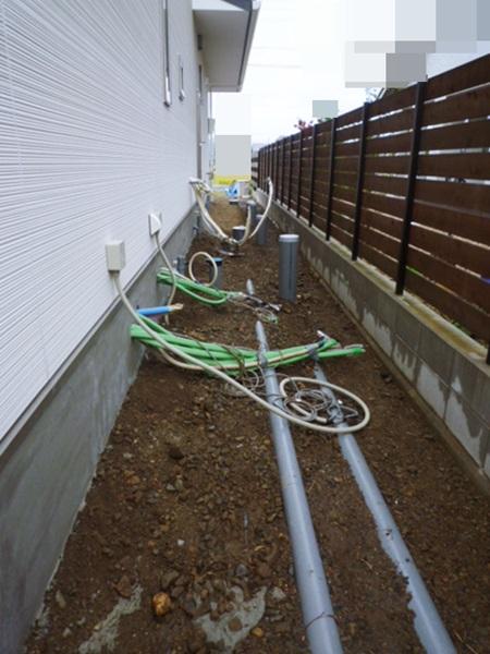 京都 LABOT - lab-t.com - 10月に新築外構工事着工予定の左京区の現場2件 -