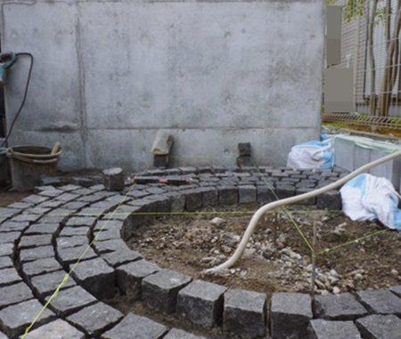 LABOT::亀岡市にも石のサークル出現中