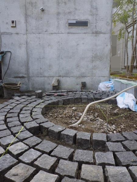 京都 LABOT - lab-t.com - 亀岡市にも石のサークル出現中 -