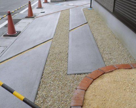 LABOT::ガレージ土間のデザイン例@大津市