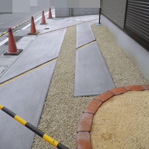 京都 LABOT - lab-t.com - ガレージ土間のデザイン例@大津市 -