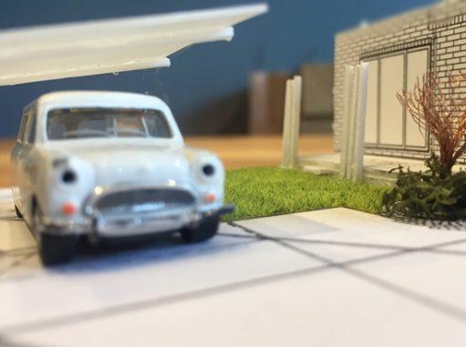 LABOT::年内完工予定の新築外構工事