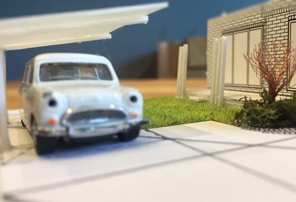 京都 LABOT - lab-t.com - 年内完工予定の新築外構工事 -