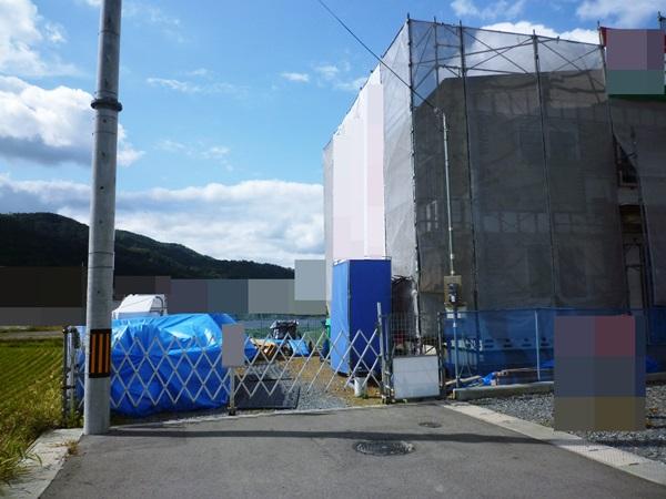 京都 LABOT - lab-t.com - これからご提案・お打合せのお客様と11月以降の新築外構工事の予定と -