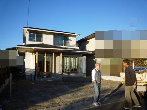 LABOT::左京区で新築外構工事が着工しました