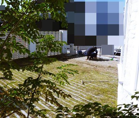 LABOT::京田辺市:ガレージ改修工事
