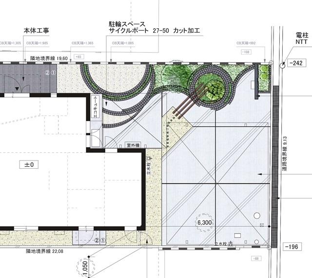 京都 LABOT - lab-t.com - 外構計画って楽しいものなんです -