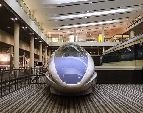 LABOT::京都鉄道博物館の改修工事