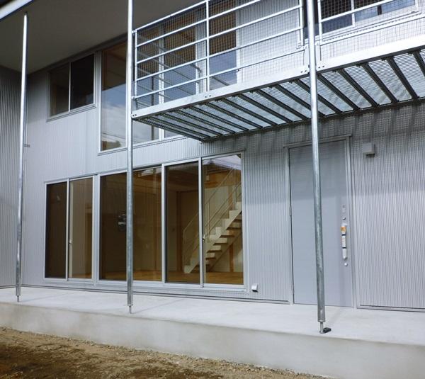京都 LABOT - lab-t.com - 「無印の家」新築外構工事の打合せ -
