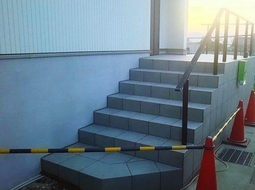 LABOT::伏見区のオープン外構進捗状況