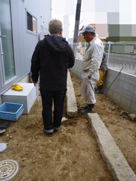 京都 LABOT - lab-t.com - 無印の家の外構工事 -