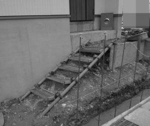 京都 LABOT - lab-t.com - 伏見区のオープン外構進捗状況 -