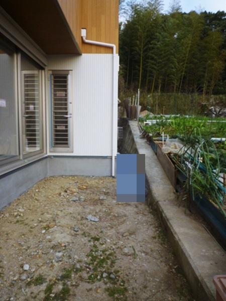 京都 LABOT - lab-t.com - デッキと目隠しフェンスの施工例 -