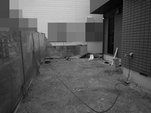 京都 LABOT - lab-t.com - タイルテラス工事中@伏見区 -
