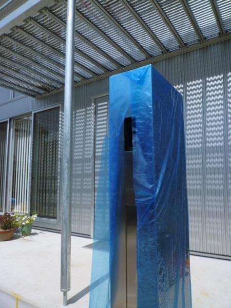 京都 LABOT - lab-t.com - サンワカンパニーの機能門柱がカッコイイ! -