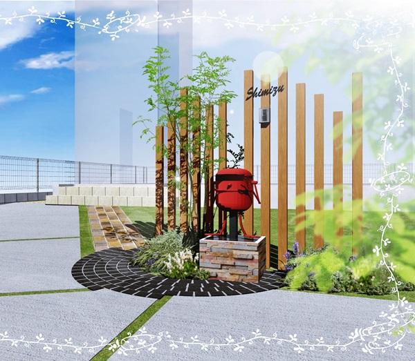 京都 LABOT - lab-t.com - 木津川市の新築外構工事、着工しました -